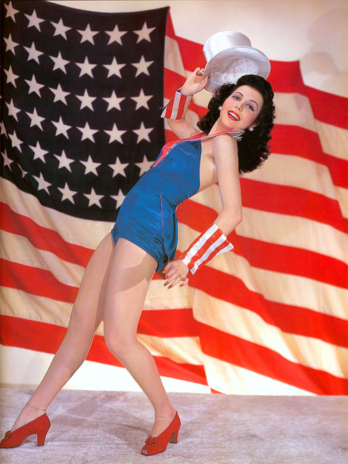 1943 All American girl - Ann Miller